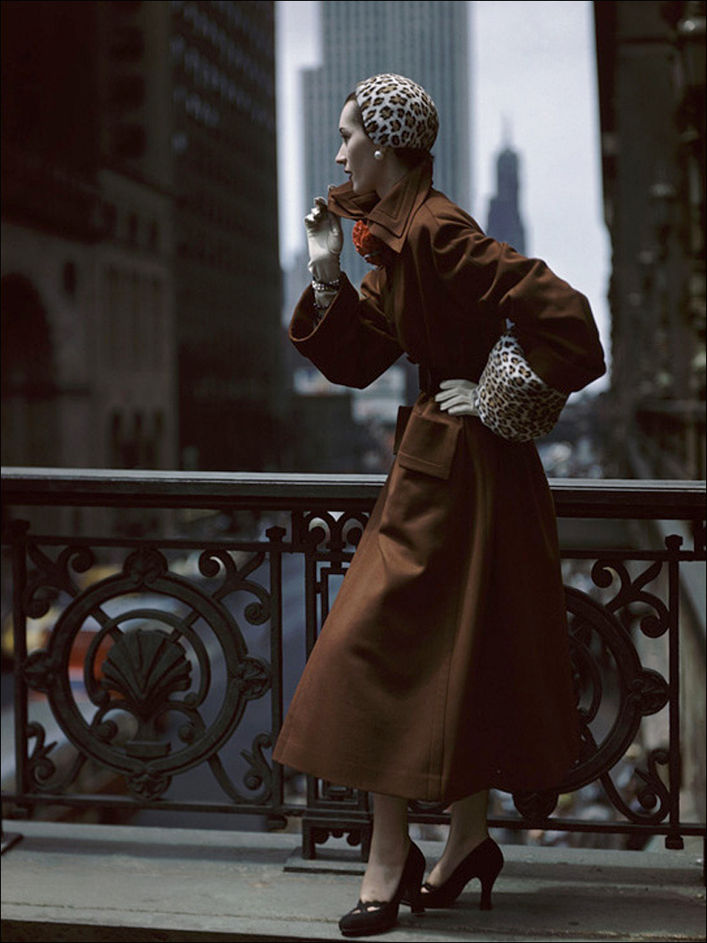 Photo by Norman Parkinson, Glamour magazine archives, Condé Nast