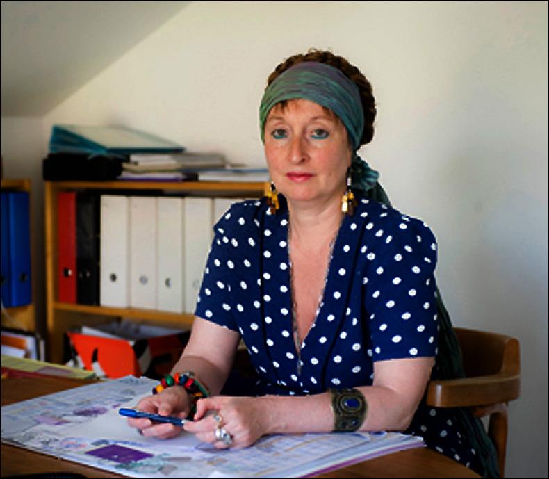 Muriel Pernin; Les Atelières