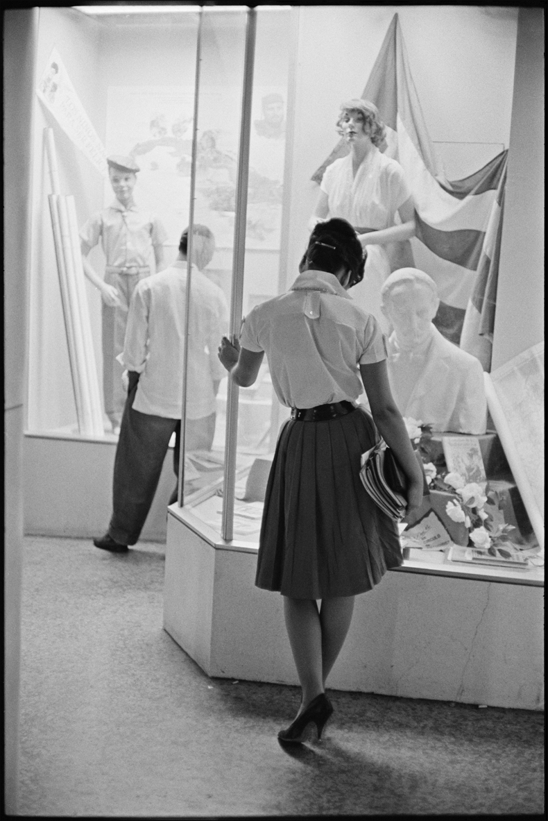 Camagüey, Cuba, 1963 © Henri Cartier-Bresson/Magnum Photos courtesy Fondation Henri Cartier-Bresson