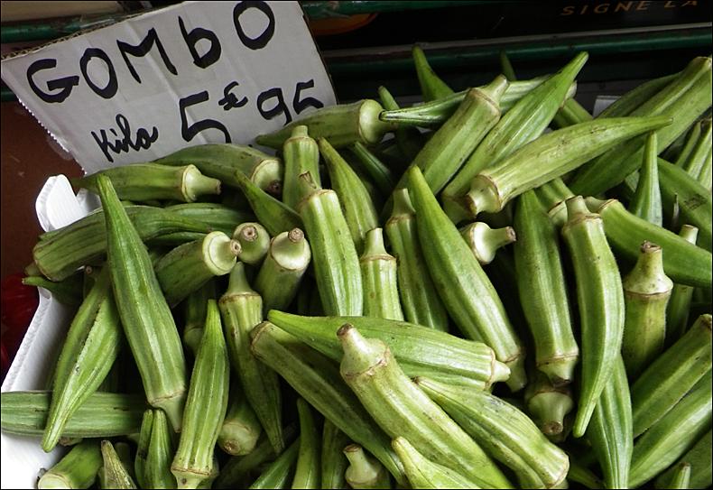 My target veg, pic: Menu Belleville