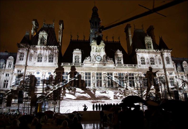 Pic © Sophie Robichon/Mairie de Paris