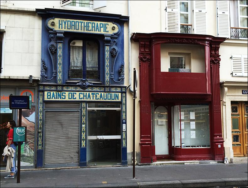 Carrefour de Chateaudun; pic: Cynthia Rose