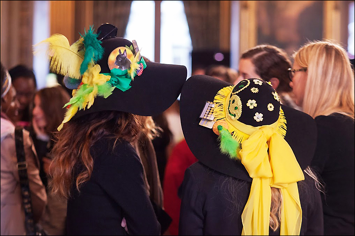 2014 Catherinettes; pic © Jean-Baptiste Gurliat/Mairie de Paris.