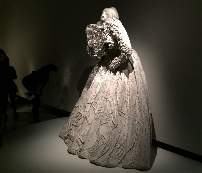 Bride, Niki de Saint Phalle; pic; Cynthia Rose