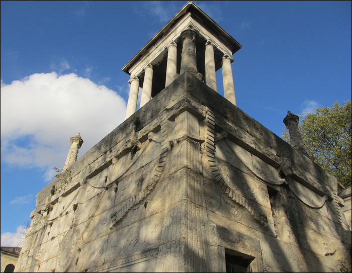 Countess Demidoff's mausoleum; pic: Cynthia Rose
