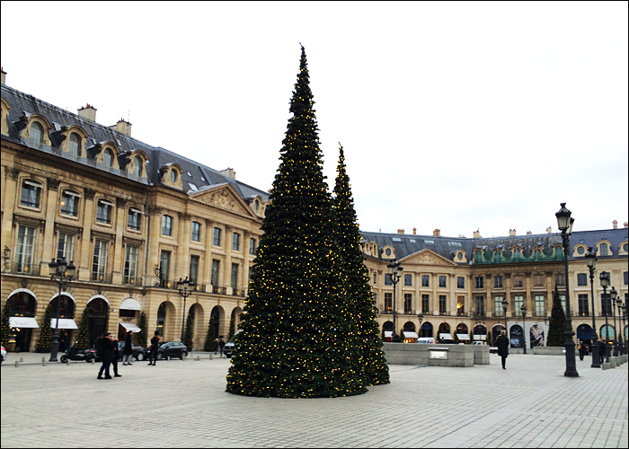 Place Vendome; pic: Cynthia Rose