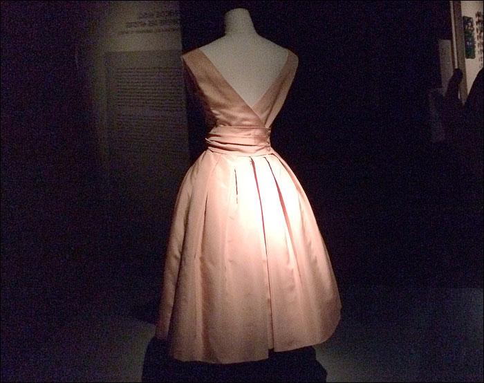 """Dior at """"Unbuttoning Fashion"""", Musée des arts décoratifs; pic: Cynthia Rose"""