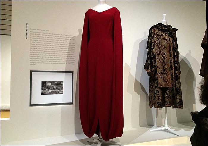 """Robe by Sybilla at """"Fashion Mix""""; pic: Palais Galliera/Musée de l'Histoire de de l'Immigration"""